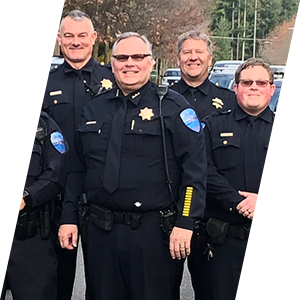Tulalip Tribal Police officers image 3.